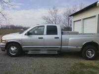 This is a 2006 Dodge Ram 3500 it has less than 79,000