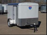 Heavy Duty 6x10 Contractors Trailer On Sale At