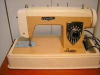 Visetti sewing machine in excellent condition Straight