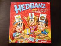 *** Like NEW *** Product Description Play Hedbanz, the