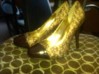 I have a size 7.5 BCB Girls High Heels and, a pair of