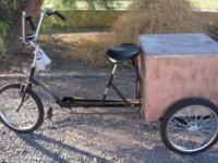 Hefty Hauler Adult Trike. Great condition. Only used