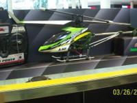 New In original Box Single blade helicopter with