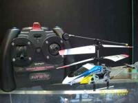 MINI RC HELICOPTER, Easy to fly, indoor fun or outdoor