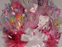 HELLO KITTY Candy Arrangement Gift and/or you can use