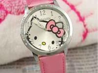 CUTE, CUTE, CUTE---Helly Kitty Watches just in time for