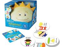 Hello Sunshine young child game is brand-new in the