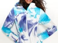 Hit the slopes in Helly Hansen's high-performance,