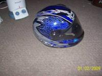Hi, i am selling my HJC helmet that has been worn about