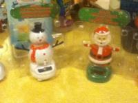 Help AUTISM: turkey, elf, Santa, penguin, snowman,
