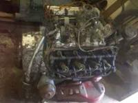 Hemi motor-331 ci Chrysler 1952 complete with starter,