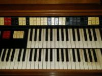 Used Hendrick electrical piano, works well in great