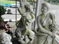 Up for sale is this great piece of statuary. If you are