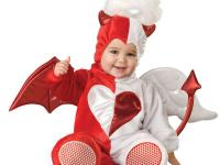 Here Comes Trouble Halloween Costume - Infant Size 6-12