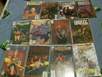 COMIC BOOKS for TRADE,or SELL RARE AMAZING SPIDERMAN