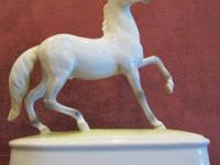 Herend Porcelain Horse Figurine (#233) $699 Attention