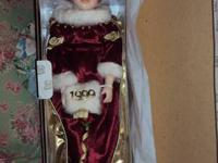 The Heritage Signature Collection 1999 Christmas Doll