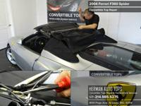 We at Herman Car Covers focus on replacement & repair