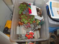 Heroscape Game Figure Piece Part Huge Lot Figures Cards