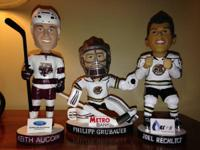 i am wanting to sell my extra hershey bears bobblehead