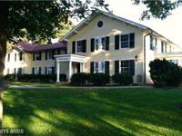 Warrenton Virginia historic farm for sale. Fabulous