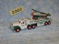 Hess Toy Trucks : 1-'93' Patrol Car, 1-'94 Rescue