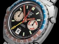The Heuer Autavia GMT is an absolutely incredible