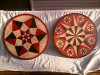 Tracy's Hex Signs. Beautifully hand crafted, many to