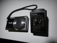 THIS KODAK CAMERA PREVIOUSLY HAS A BROKEN SCREEN.