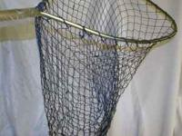 HI-Tech Fishing Net, new never used and sells for
