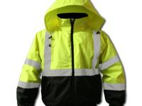 Sizes: S - 6XLakeland: ANSI Plus2 Parka & Hi-Vis Fleece