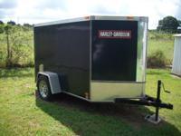 Great trailer.....tows great.....single bike