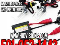 HID CONVERSION KITS FOR ALL CARS AND SUVS...