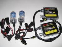 I have brand new HID kits for your car and truck.