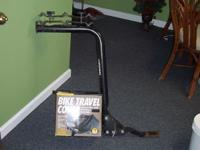 Hidden Hitch 3 Bike carrier, fits class II hitch