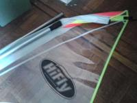 Beautiful, like New WINDSURFING SAIL for sale. With