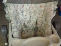 Pooh bear high chair for kid or lady great problem 6