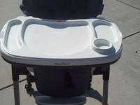 Baby Trend high chair- good condition, 5 height