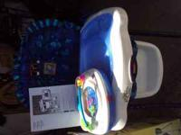 Fisher Price High Chair and Graco swing. In