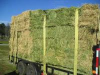 Alfalfa 3 twine third cutting 30 bales left @ 15.00 per