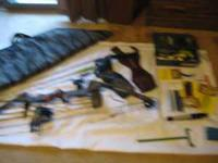 High Country Safari Compound Bow, 55-70#, fiberglass