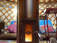 High-efficiency, multi-fuel gasifier wood stoves with