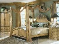 High End Aico Bedroom Set