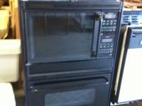 Several high end Thermadow and Dacor double wall ovens