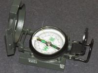 High Precision Military Marching Class Lensatic Compass