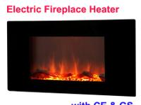 Product Name: High Quality Electric Wall Fireplace Log