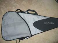 High quality Ritter gig bag This is a very nice padded