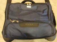 For Sale: High Sierra rolling laptop bag, great for
