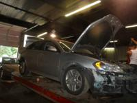 ****HIGH SPEED COLLISION COMPLETE AUTO REPAIR AND PAINT