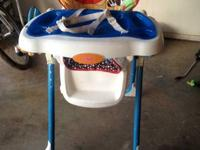 Fisher Price High Chair.